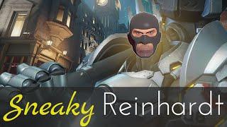 Overwatch: Sneaky Reinhardt
