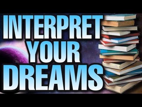 DREAM Interpretation - What does this dream mean?