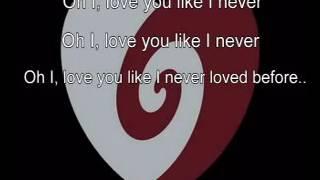 Alan Jackson  Martina Mcbride Never Loved Before Lyrics