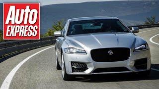 Jaguar XF 2016 review