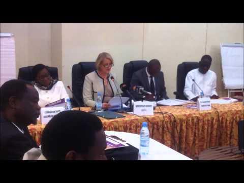 #8Mars: message Représente UNFPA Sénégal Andrea Wojnar Diagne