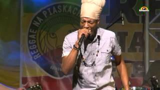 "JAH MASON & HOUSE OF RIDDIM ""Mi Chalwa""""High Grade""  - Live @ Reggae na Piaskach 2012 part.2"