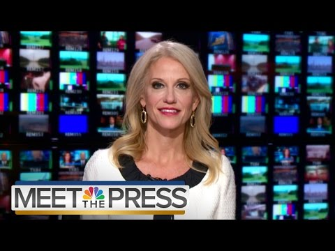 Kellyanne Conway: Russia 'Did Not Succeed' in Swaying Election (Full) | Meet The Press | NBC News