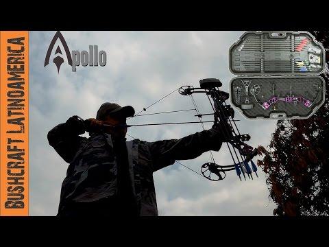 Arco Táctico Apollo / Tutorial Arco Compuesto