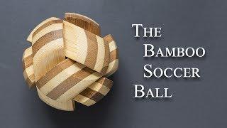 The Bamboo Soccer Ball