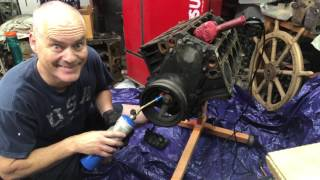 Chevy LS Engine  Part 1 Tear Down