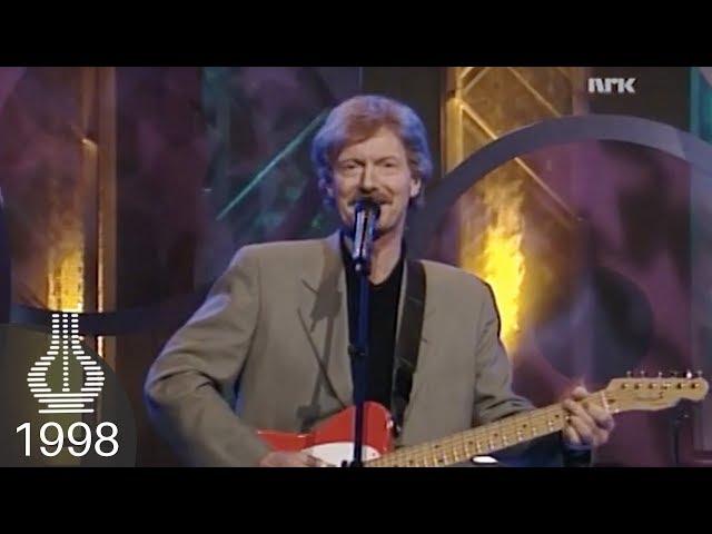 Øystein Sunde – live under Spellemannprisen 1998