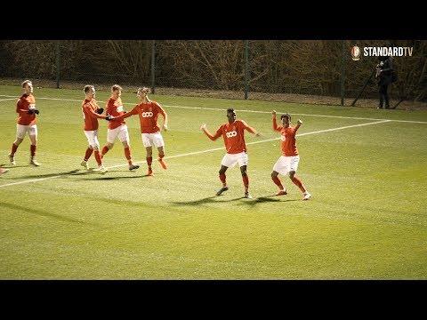 U21 Standard - U21 Anderlecht : 3-0