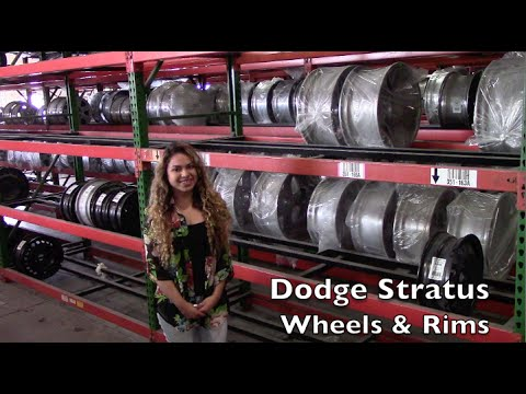 Factory Original Dodge Stratus Wheels & Dodge Stratus Rims – OriginalWheels.com