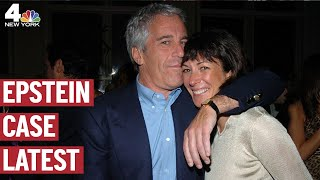 Jeffrey Epstein Case: Ghislaine Maxwell Arrested in NH on Sex Abuse Charges | NBC New York
