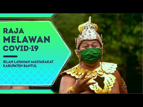 Sang Raja Melawan Covid-19! | ILM