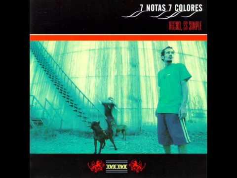 Con Esos Ojitos - 7 Notas 7 Colores