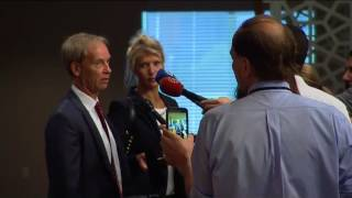 Olof Skoog (Sweden) on the situation in the Middle East (Yemen) - Press Encounter (12 July 2017)