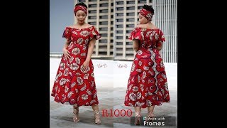 2020 AFRICAN ANKARA DRESSES: BEAUTIFUL AND UNIQUE AFRICAN FASHION DRESSES TO TRY OUT