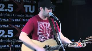 Easton Corbin - All over the road (Live)