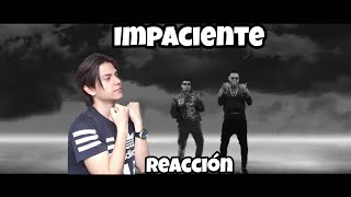 Chencho Corleone ❌ Miky Woodz - Impaciente (Video Oficial) (Reacción)