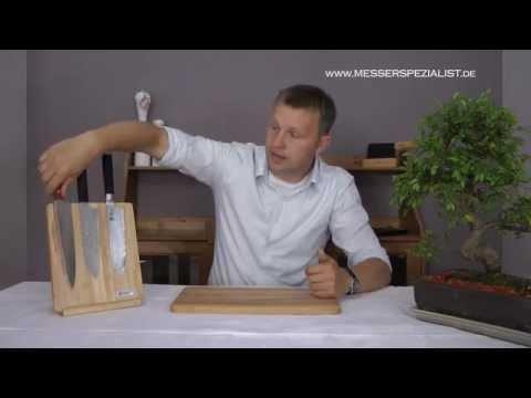 Europäische und Japanische Kochmesser im Vergleich
