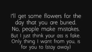 Eva Simons  - Silly boy. [lyrics]