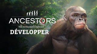 Ancestors: The Humankind Odyssey - 101 Trailer EP2: Expand - Français