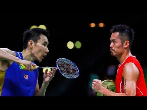 Lee Chong Wei & Lin Dan: Musuh Sepanjang Zaman!