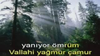 Ahmet Kaya Soyle Yagmur Camur Karaoke Version