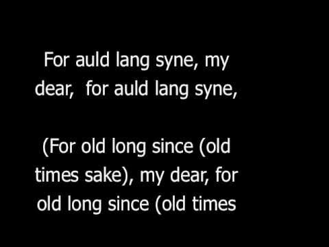 Auld Lang Syne (1788) (Song) by Robert Burns