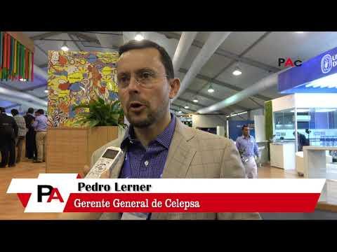 CADE 2018 - Entrevista a Pedro Lerner, Gerente General de Celepsa
