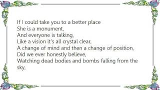 Choir of Young Believers - Action Reaction Lyrics