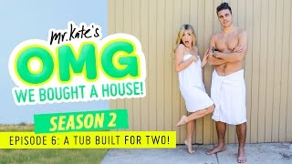 A Tub Built For Two | OMG We Bought A House!