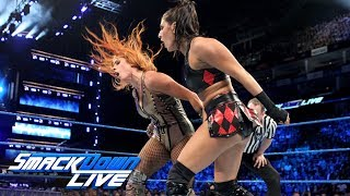 Lynch vs. Rose vs. Deville - Money in the Bank Qualifying Match: SmackDown LIVE, May 15, 2018 - Video Youtube