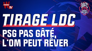 ⚽???? Ligue des Champions : débrief du tirage au sort phase de poules ! (Football)