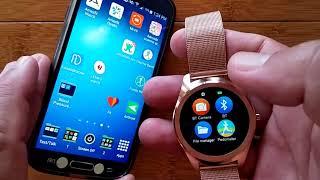 Diggro DI03 Smart Watch