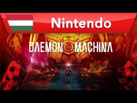 Nintendo Daemon x Machina Nintendo Switch játékszoftver (NSS116)