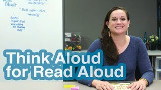Think Aloud for Read Aloud