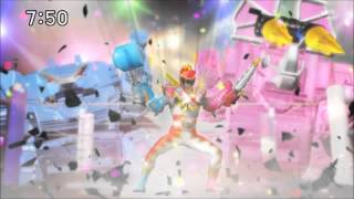 Cho Shinka Kyoryu Beat Theme of KyoryuRed Carnival