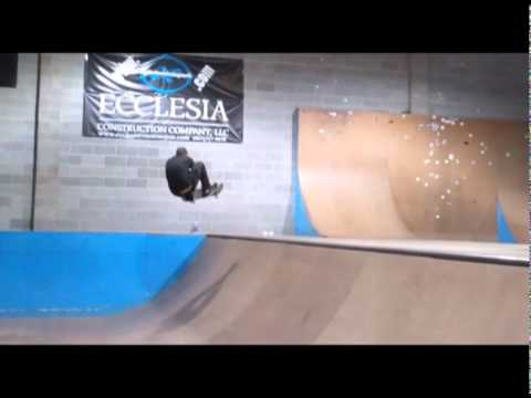 One Hour with Henry Duls at Cinder Skatepark
