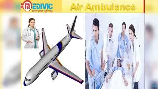 Air Ambulance Service in Varanasi| Air Ambulance Service in Lucknow