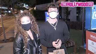 Tony Lopez & Sofie Dossi Speak On Their Relationship When Exclusively Spotted On Their First Date