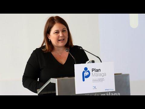 Presentación de los ejes de actuación del Área de Ciudadanía del Plan Málaga