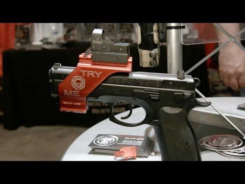 Quick Change Handgun Sights