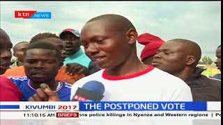 The four day happenings in Homa Bay county election period