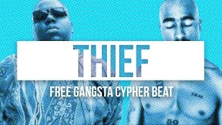 Hard Gangsta Cypher Classic Hip Hop Instrumental Rap Beat