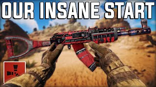 Download My Luckiest Day Solo Ever On Rust Bow To L96 In Two