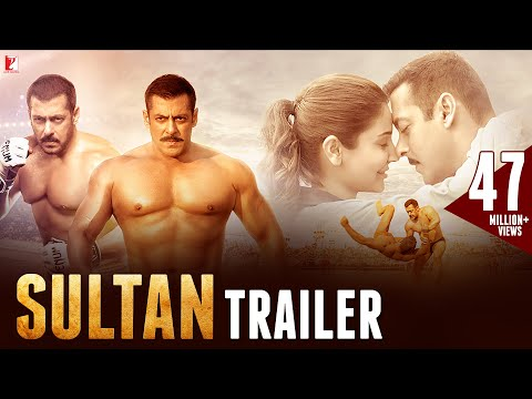 Sultan Official Trailer  Salman Khan