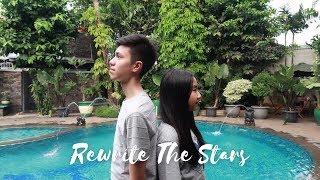 Rewrite The Stars   Anne Marie & James Arthur   Cover By Gaizzka Metsu & Almeyda Nayara