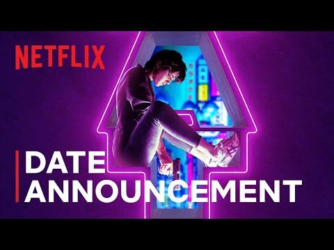 KATE   Official Date Announcement   Netflix