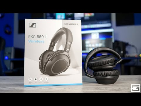 External Review Video wQ-EPlZyrDY for Sennheiser PXC 550-II Wireless Headphones