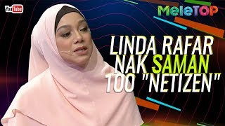 "Kenapa Linda Rafar nak saman 100 ""Netizen""   Neelofa & Dato' Ac Mizal"