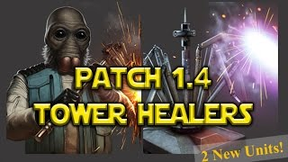 Star Wars: Force Arena - Patch 1.4 Aqualish Engineer Wed Treadwell Droid