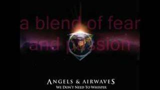 Start the Machine - Angels and Airwaves